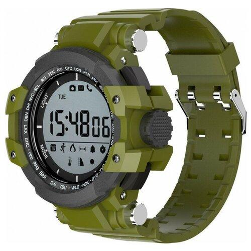 jet sport sw 4 green Смарт-часы Jet Sport SW3 51мм 1.2 LCD серый (SW-3 GREEN)