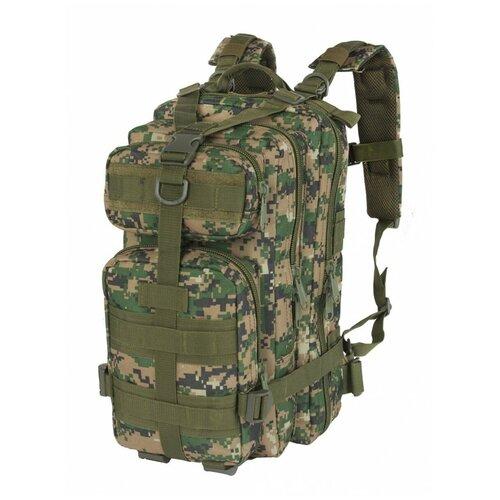 Купить Рюкзак Тактический Scout, Tactica 7.62, 20 л, арт 3Р-1, цвет Марпат (Marpat)