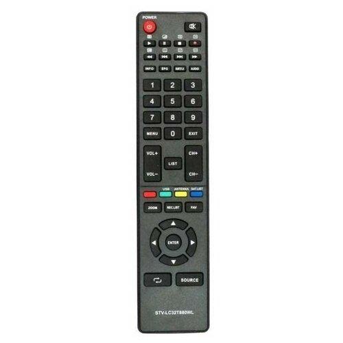 Фото - Пульт ДУ Supra CTV-LC32T880WL (STV-LC22T440FL Rolsen RL-24E1504T2C) TV пульт huayu rc a06 rl 32b05f rb 32k101u для tv dvd rolsen
