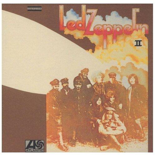 Фото - Виниловая пластинка Led Zeppelin. Led Zeppelin II (LP) cd led zeppelin ii deluxe edition