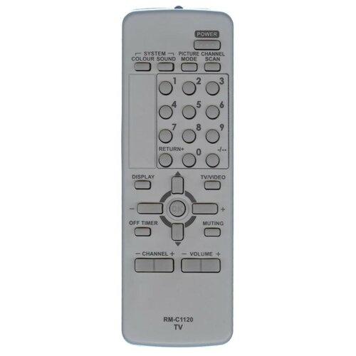 Фото - Пульт ДУ Huayu для JVC RM-C1120 пульт ду для телевизоров jvc rm c1013
