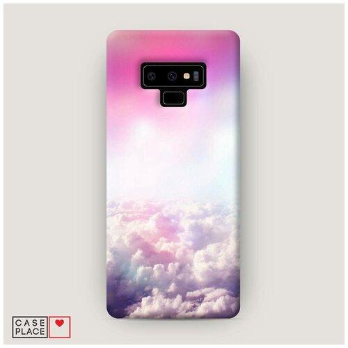 Чехол Пластиковый Samsung Galaxy Note 9 Постельные облака