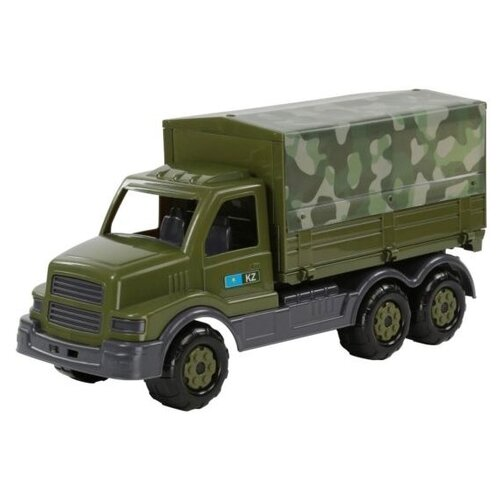 Автомобиль бортовой тентованный военный Муромец
