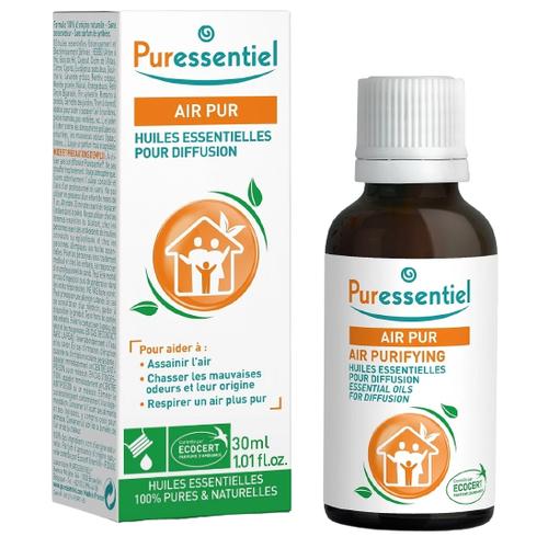 Puressentiel смесь эфирных масел Air Pur, 30 мл