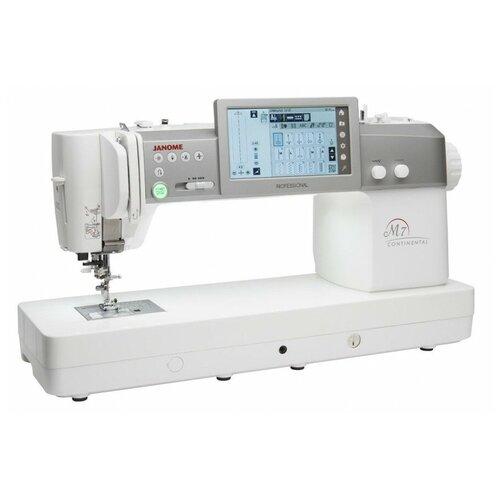 Швейная машина Janome Continental M7 Pro
