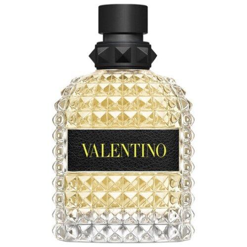 Фото - Valentino Uomo Born In Roma Yellow Dream Туалетная вода 100мл red valentino юбка 168192