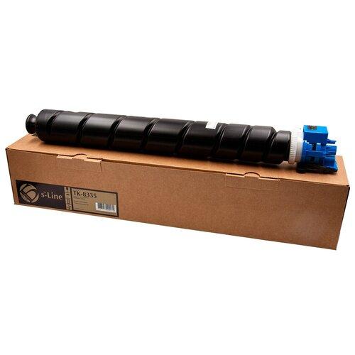 Фото - Тонер-картридж булат s-Line TK-8335C для Kyocera TASKalfa 3252ci (Голубой, 15000 стр.) тонер картридж булат s line tk 475 для kyocera fs 6025mfp чёрный 15000 стр