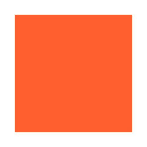 Фото - Оранжевый бумажный фон FST 2,72x11м . 1023 ORANGE фон бумажный fst 2 72x11 м 1025 photographic grey
