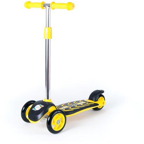 Самокат трехколесный детский детский транспорт ORION TOYS