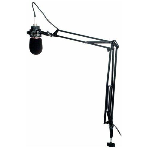 Фото - Микрофонная стойка Proel DST260 proel rsm100bk стойка микрофонная