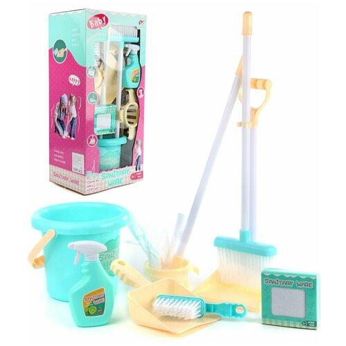 Фото - Набор для уборки Veld co 95154 игрушечное оружие veld co набор полицейского 82550
