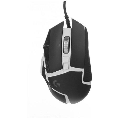 Мышь Logitech G502 SE Hero Black-White 910-005729