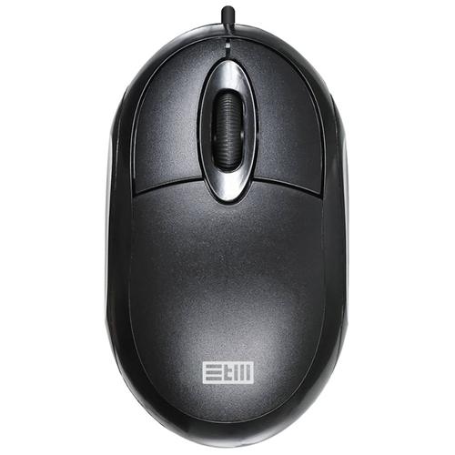 STM Мышь проводная USB STM 103C черная. STM USB WIRED MOUSE STM 103C black