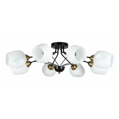 Потолочная люстра Arte Lamp Brighton A2706PL-8CK потолочная люстра arte lamp a4577pl 8ck
