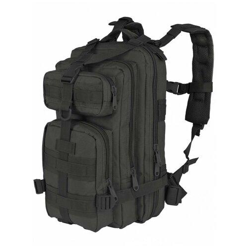 Купить Рюкзак Тактический Scout, Tactica 7.62, 20 л, цвет Черный (Black)