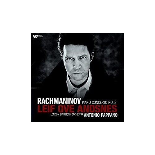 Виниловые пластинки, Warner Classics, LEIF OVE ANDSNES, LONDON SYMPHONY ORCHESTRA/ANTONIO PAPPANO - Rachmaninov: Piano Concerto No 3 (LP) daniil trifonov the philadelphia orchestra yannick nezet seguin destination rachmaninov arrival