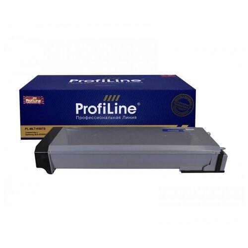 Фото - ProfiLine Картридж PL-MLT-K607S для принтеров Samsung SCX-8230/SCX-8030 20000 копий ProfiLine картридж profiline pl mlt d209l для samsung scx 4824fn 4828fn 5000стр