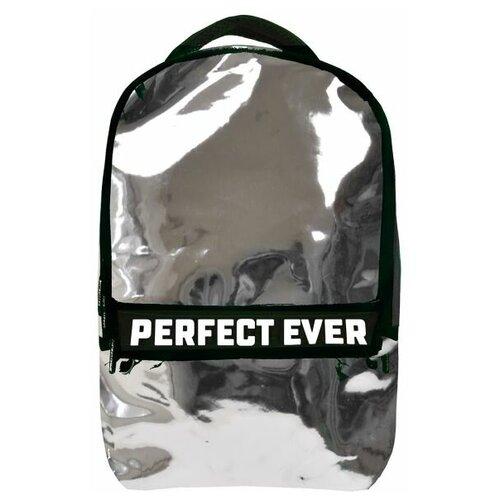 Рюкзак, цвет серебряный, 42x26x12 см