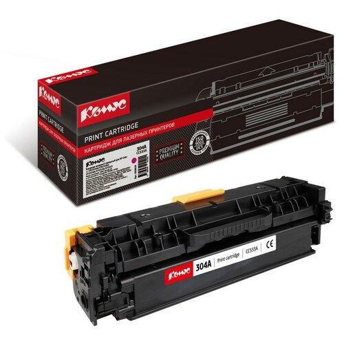 Фото - Картридж лазерный Комус 304A CC533A пур. для HP LaserJet CP2025 картридж комус 304a cc530a совместимый