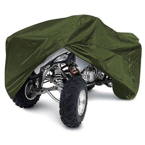 """Чехол-тент для квадроциклов AutoStandart """"ATV"""", размер L (220х125х85см), цвет: хаки"""