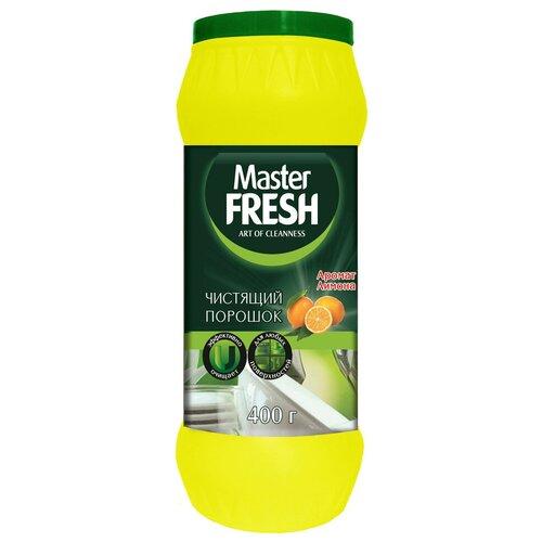Средство для кухни И ванной чистящее 400 Г (лимон) (1/16) MASTER FRESH порошок master fresh 7в1 1 кг с0006095