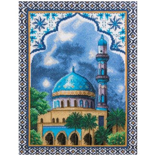 колье rico la cara 0762 rlc Набор для вышивания PANNA AS-0762 ( АС-0762 ) Мечеть