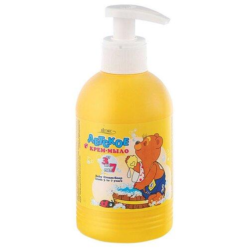 Детское крем-мыло Vitex, от 3 до 7 лет, 300 мл