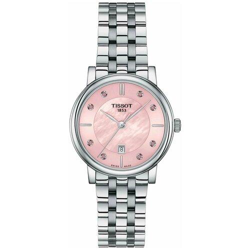 Наручные часы Tissot Carson Premium Lady T122.210.11.159.00