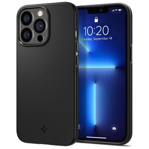 Чехол Spigen Thin Fit (ACS03675) для iPhone 13 Pro (Black)