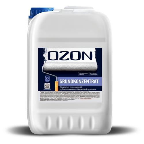 OZON Грунтовка концентрат акриловая OZON ВД-АК-016-1 1л обычная
