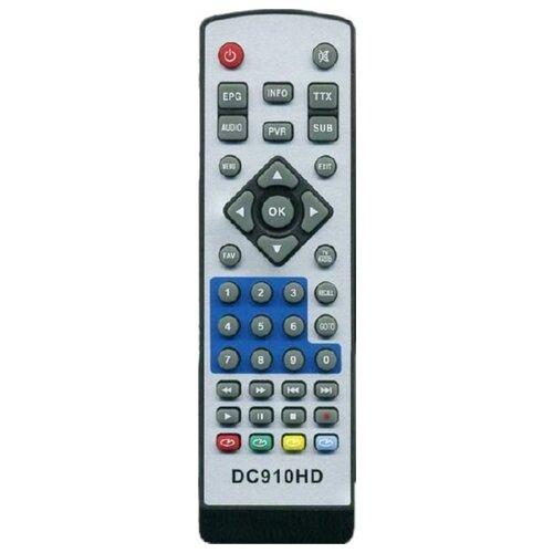 Фото - Пульт DC910HD DVB-T2 для эфирных ресиверов D-Color мантоварка росинка рос 307