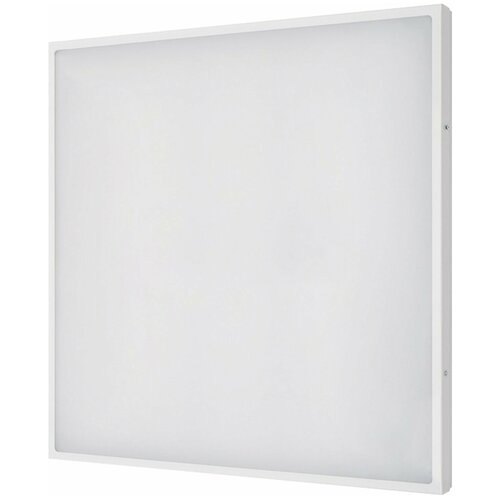 Светильник светодиодный армстронг, ксенон, 36 Вт, 4000 К, 3200 Лм, матовый, 595×595×40