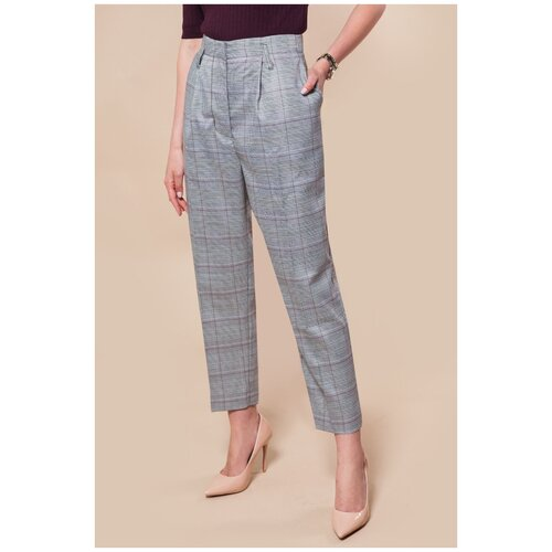 джинсы vilatte vilatte mp002xw0qdaa Брюки Vilatte, размер 48, серый