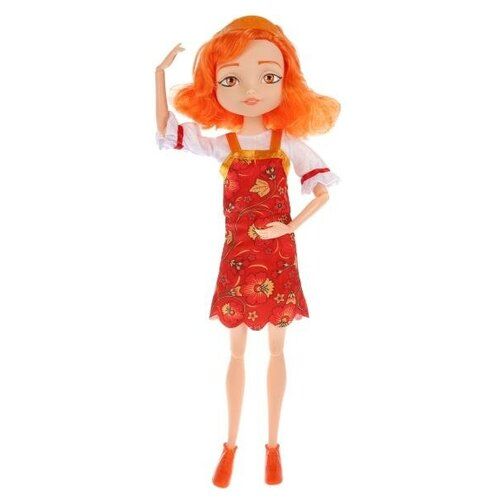 Кукла ТМ Карапуз Царевны Варвара 29 см