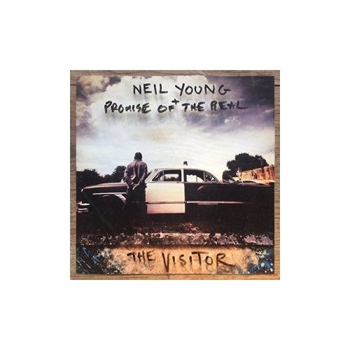 Фото - Компакт-диски, Reprise Records, NEIL YOUNG / PROMISE OF THE REAL - The Visitor (CD) matthew arnold the poems of matthew arnold 1840 1867