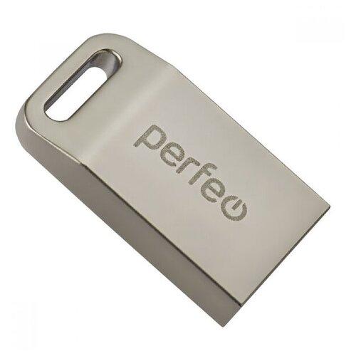 USB Flash Drive 64Gb - Perfeo M05 Metal Series + TypeC Reader PF-M05MS064TCR usb flash drive 64gb perfeo usb 3 0 c08 black pf c08b064