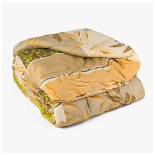 Одеяло, размер 172х205 см, цвет микс, синтепон dargez одеяло лёгкое bombey 172х205 см