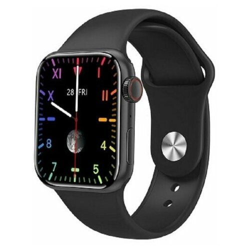 Умные часы IWO HW22 PRO MAX Series 6, черные