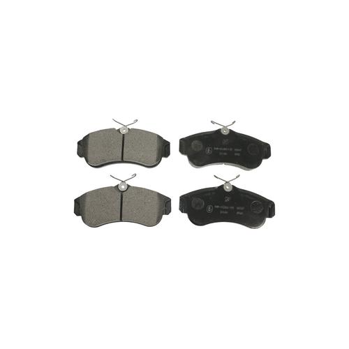 NIBK pn2180 (410602F025 / 410602F026 / 410602F027) колодки тормозные дисковые Nissan (Ниссан) Almera (Альмера) 1.5 2002 - Nissan (Ниссан) Almera (Альмера) 1.5 2001 - Nissan (Ниссан) Almera (Альмера) 1.5 2