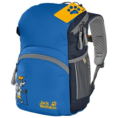 Рюкзак городской Jack Wolfskin Little Ori (цвет: night blue) трекинговый рюкзак jack wolfskin halo 24 corona lime