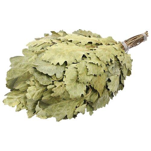 Банные штучки Веник дубовый зеленый