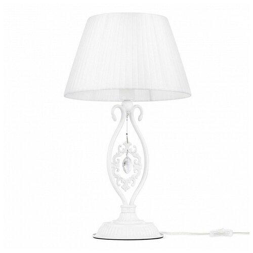 Фото - Настольная лампа декоративная Maytoni Passarinho ARM001-11-W лампа настольная maytoni arm326 00 w