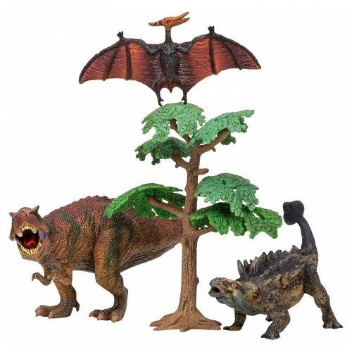 Игровой набор Masai Mara Динозавры и драконы MM206-022