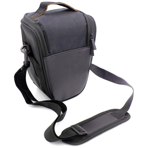 Фото - Чехол-сумка MyPads TC-1125 для фотоаппарата Canon EOS 550D/ 600D/ 700D/ 650D/ 1300D/ 1100D из качественной износостойкой влагозащитной ткани черный аккумулятор fb lp e8 для canon eos 650d 600d 550d 700d
