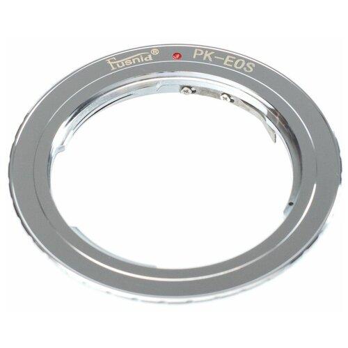Фото - Переходное кольцо FUSNID с чипом с байонета Pentax на Canon переходное кольцо dofa с байонета pk на micro 4 3 pk m43