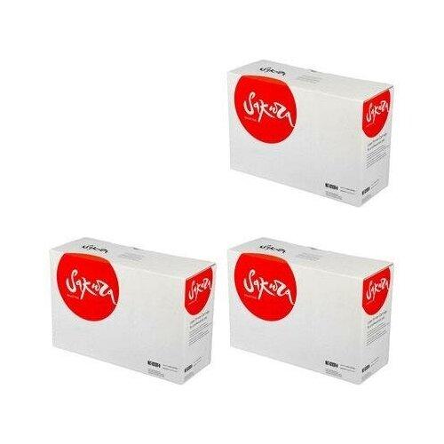 Sakura SAMLTD203U-N-3PK Картриджи комплектом MLT-D203U черный 3 упаковки, совместимый, обновленный чип [выгода 3%] Black 45К для ProXpress SL-M3320, SL-M3820D SL-M3820, SL-M3820ND, SL-M3870FD SL-M3870, SL-M3870FW, SL-M4020ND SL-M4020, SL-M4070FR SL-M4070