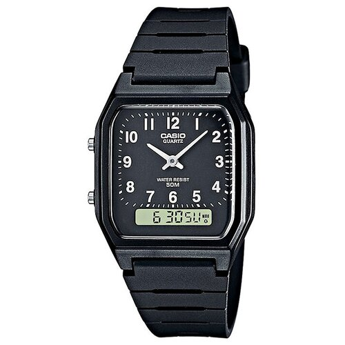 casio aw 48h 7b Наручные часы Casio Collection AW-48H-1BER