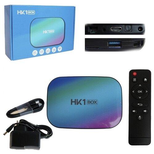 Фото - Медиа-приставка HK1 Box - 4Gb/32Gb Android 9,0 Медиаплеер Smart tv IPTV OTT приставка 4K HD H.265 приставка