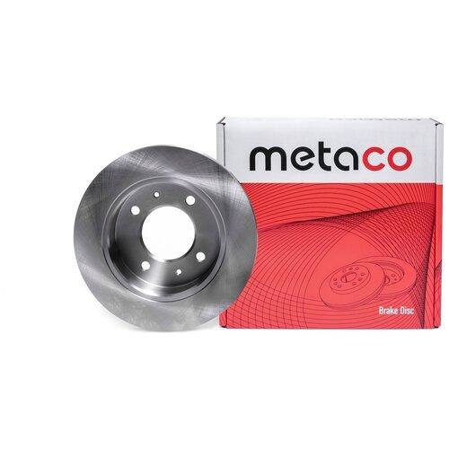 Диск тормозной задний Metaco 3060-101