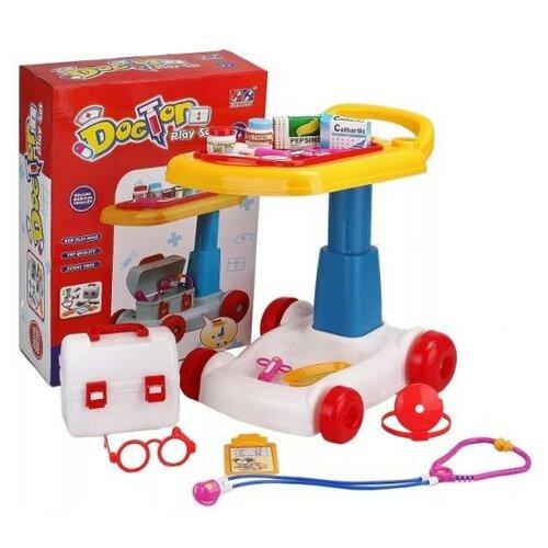 Игровой набор Hualian Toys Доктор, с аксессуарами, 15 предм. 892